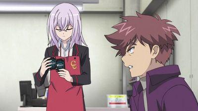 Season 10, Episode 04 Misaki's Secret!!