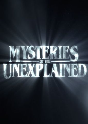 Mysteries of the Unexplained Poster