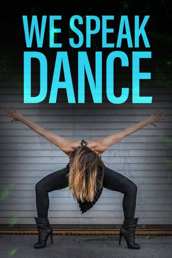 We Speak Dance Poster