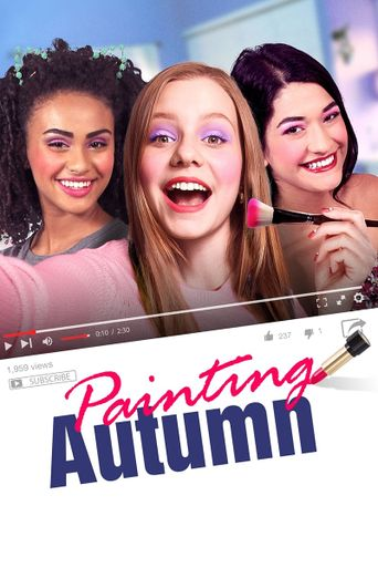 Painting Autumn Poster