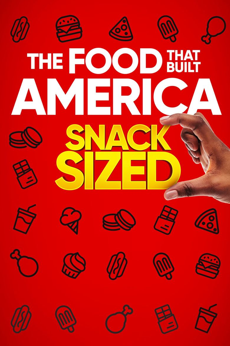 The Food That Built America Snack Sized Poster