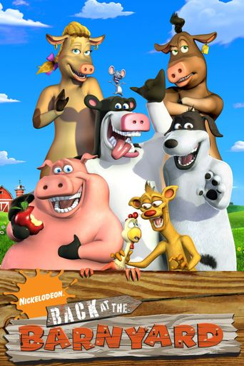 Back at the Barnyard Poster