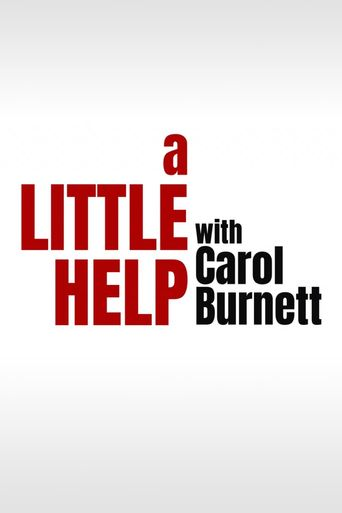 A Little Help with Carol Burnett Poster