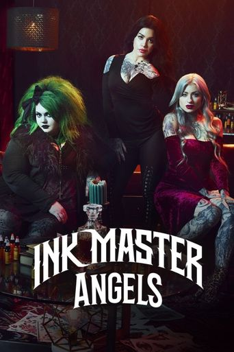 Ink Master: Angels Poster