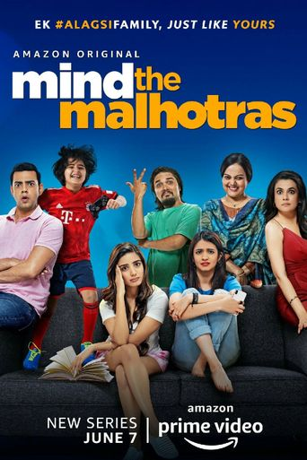 Mind the Malhotras Poster