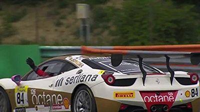 Season 2015, Episode 10 2015 Ferrari Challenge Round 3 Hungaroring Trofeo Pirelli Race 2