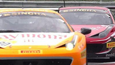 Season 2015, Episode 10 2015 Ferrari Challenge Round 3 Coppa Shell Hungaroring Race 2