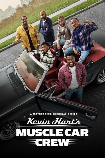 Kevin Hart's Muscle Car Crew Poster