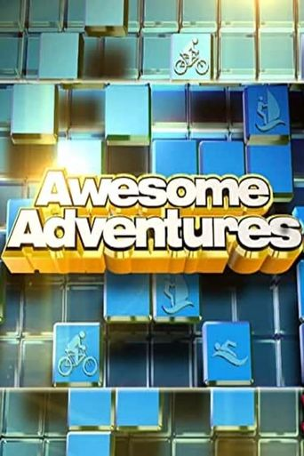 Awesome Adventures Poster