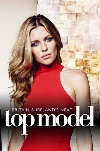 Britain & Ireland's Next Top Model Poster