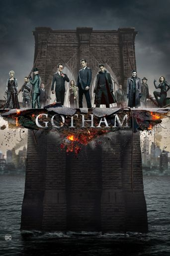 Watch Gotham