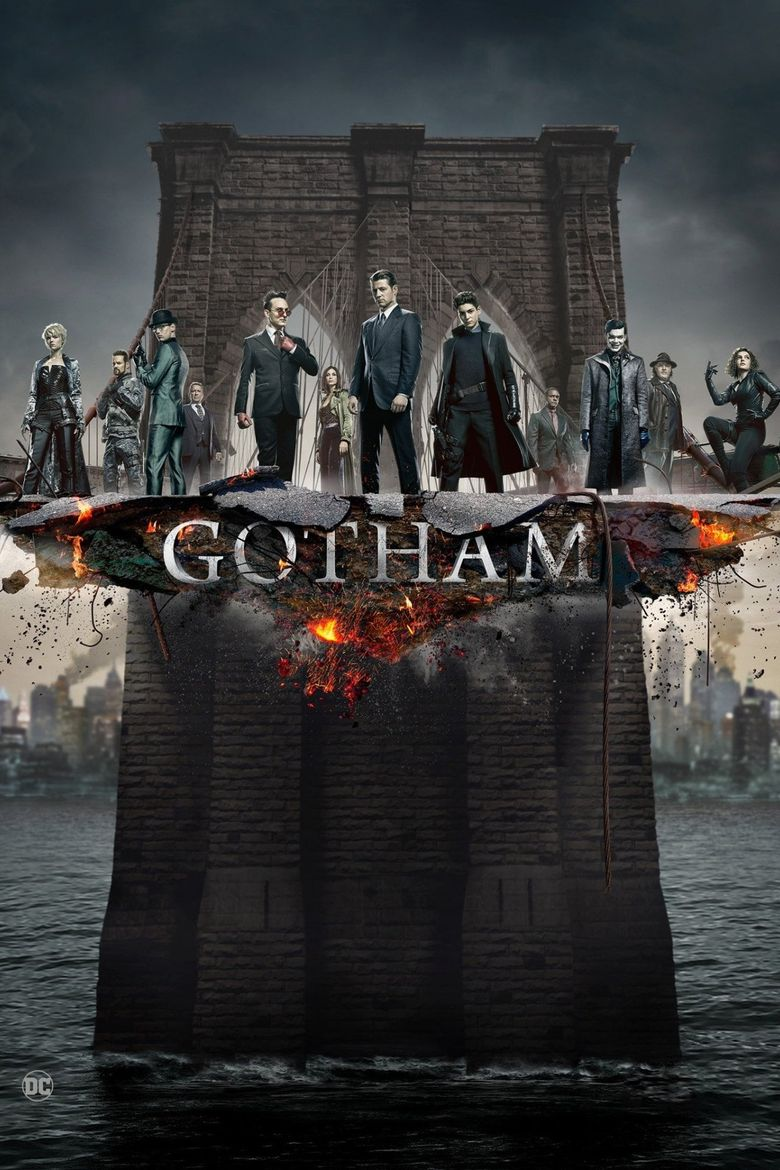Gotham - Watch Episodes on Netflix, Hulu, FOX, and Streaming Online ...