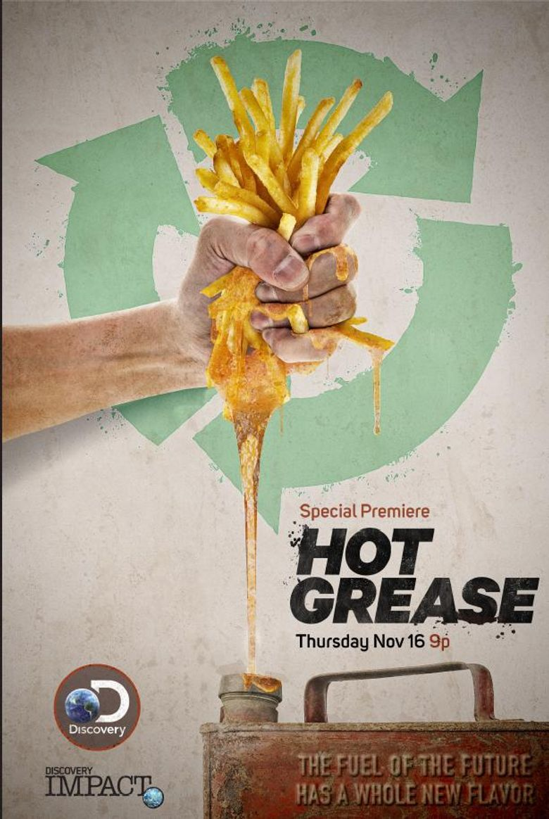 Hot Grease Poster