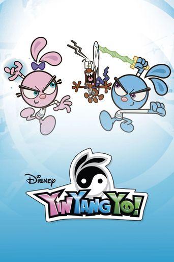 Yin Yang Yo! Poster