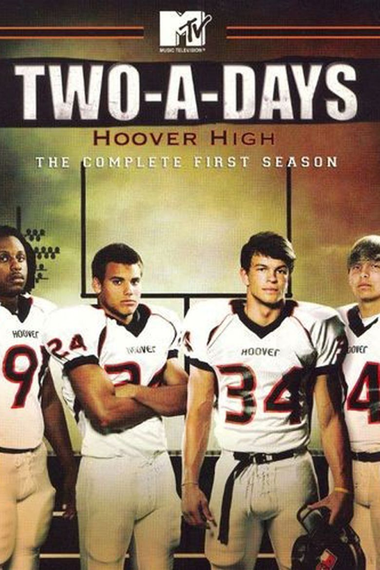 Two-A-Days Poster