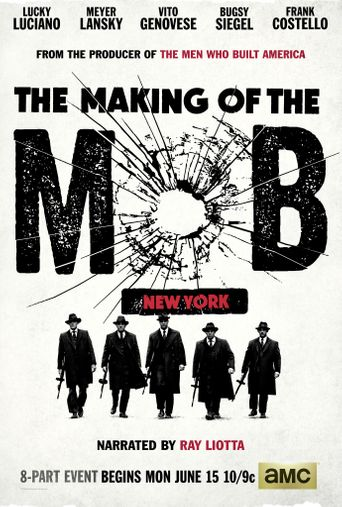 The Making of The Mob Poster