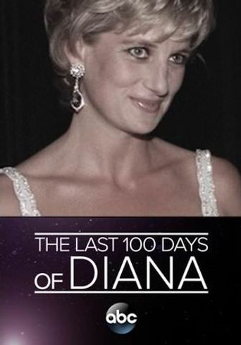 The Last 100 Days of Diana Poster
