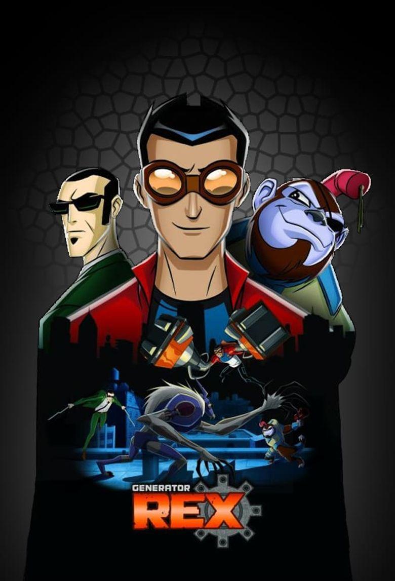 Generator Rex Poster