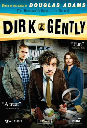 Watch Dirk Gently