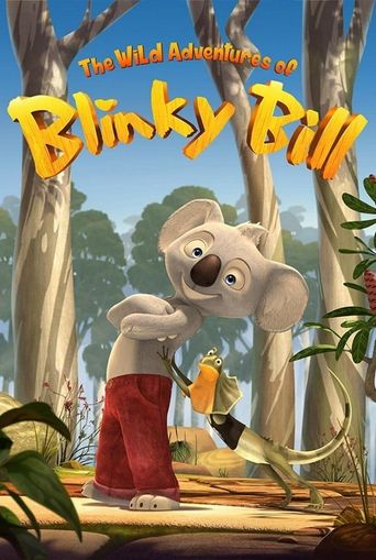 The Wild Adventures of Blinky Bill Poster