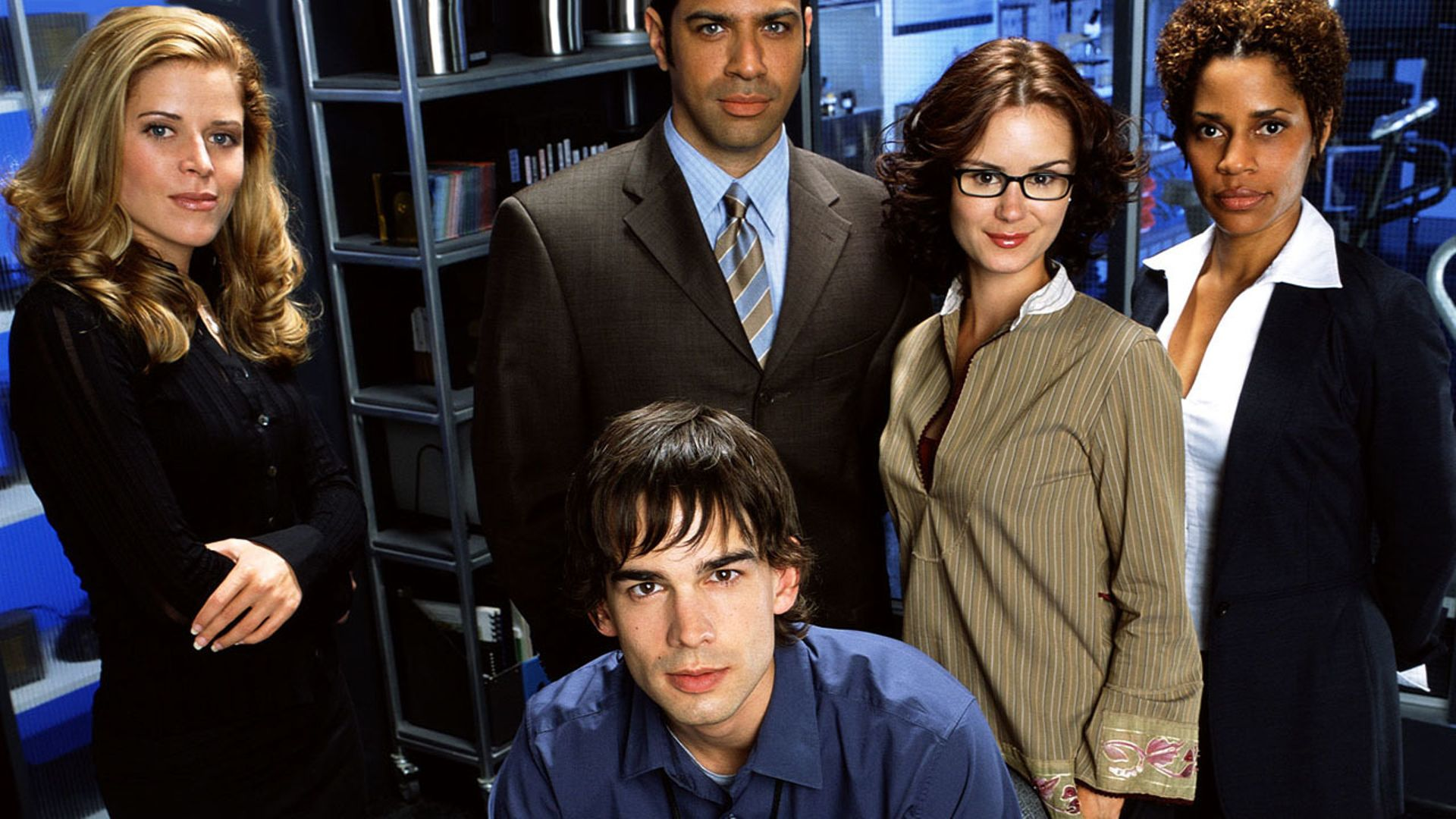 Season 01, Episode 01 The Tech