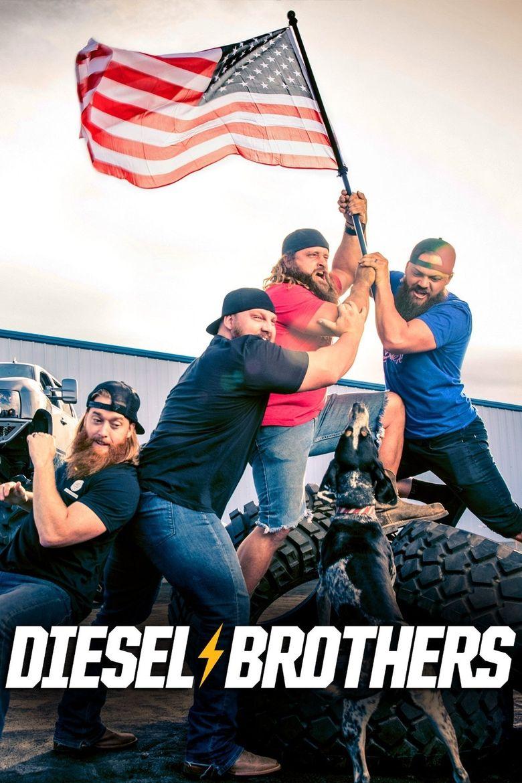 Diesel Brothers Poster