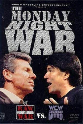 The Monday Night War: WWE vs. WCW Poster