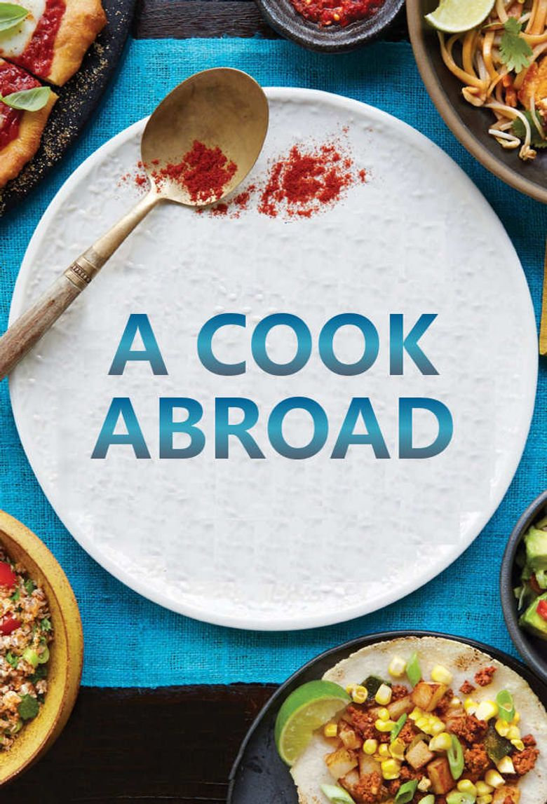 A Cook Abroad Poster