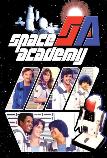 Space Academy Poster