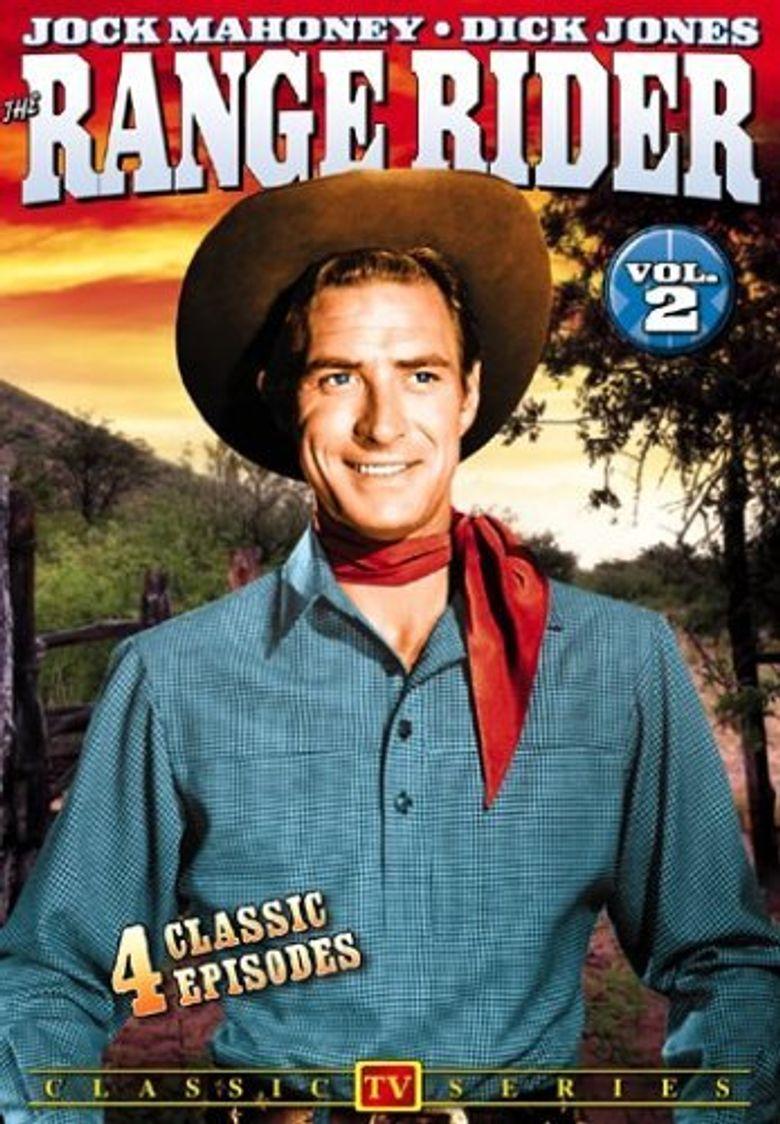 The Range Rider Poster