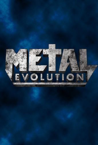 Metal Evolution Poster