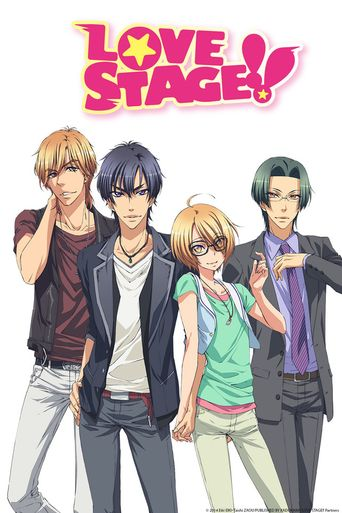 Love Stage!! Poster