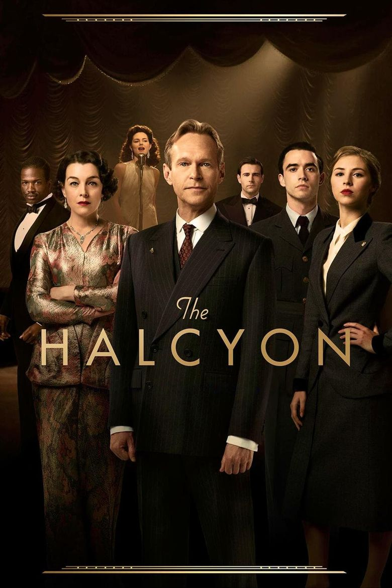 The Halcyon Poster