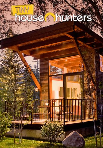 Tiny House Hunters Poster