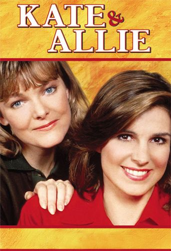 Kate & Allie Poster