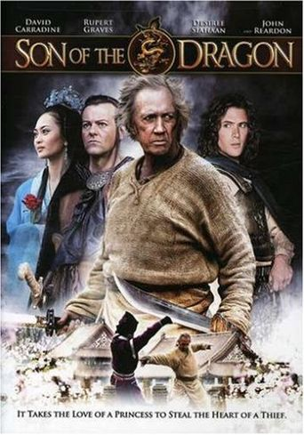 Son of the Dragon Poster