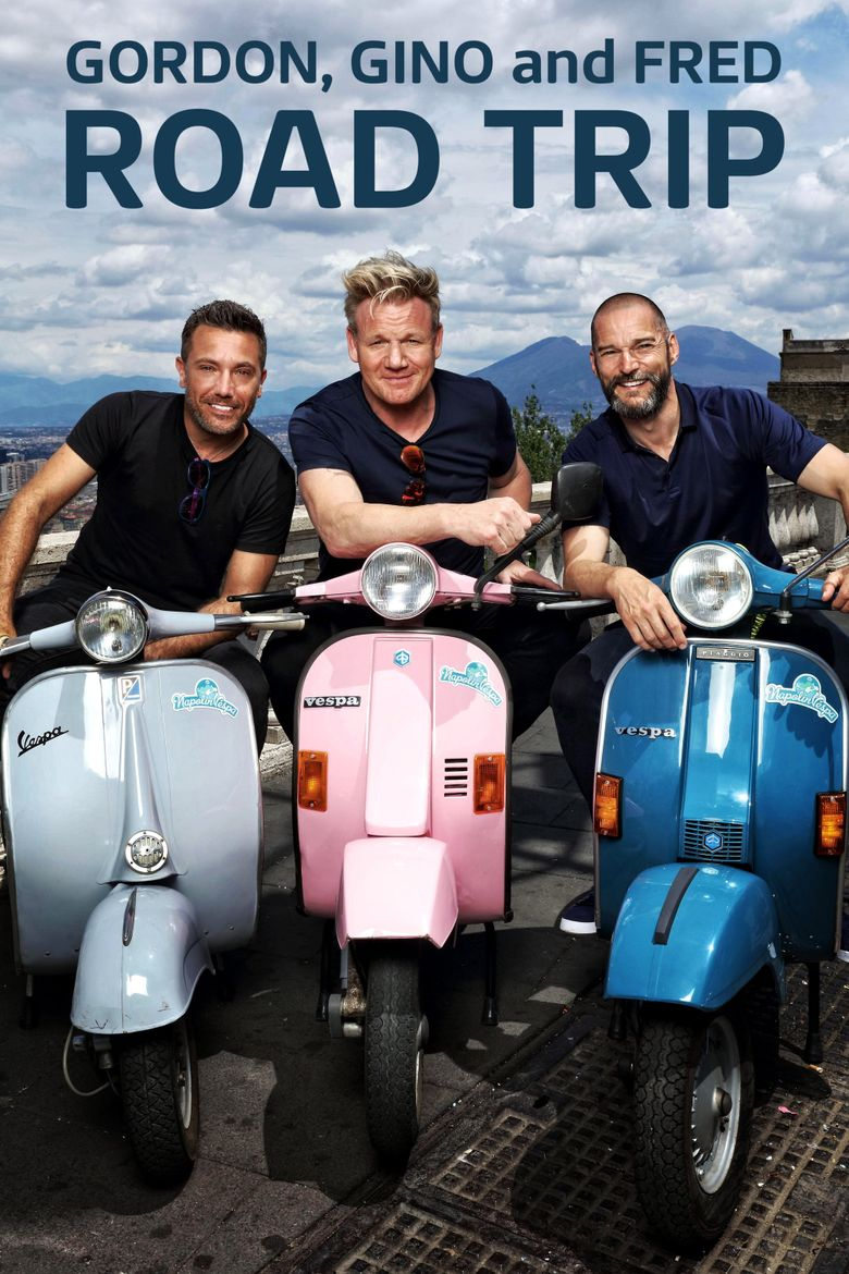 Gordon, Gino and Freds: Road Trip Poster