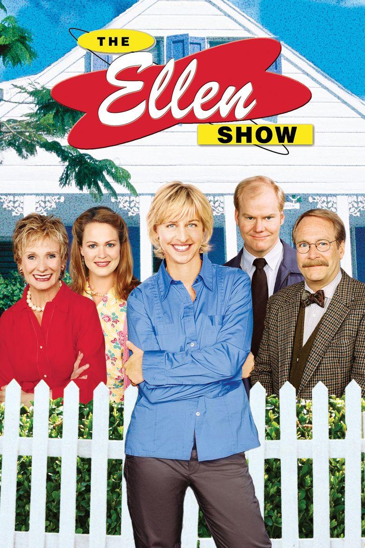 The Ellen Show Poster