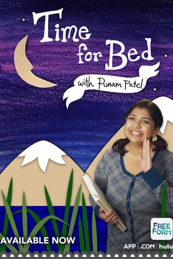Time for Bed with Punam Patel Poster