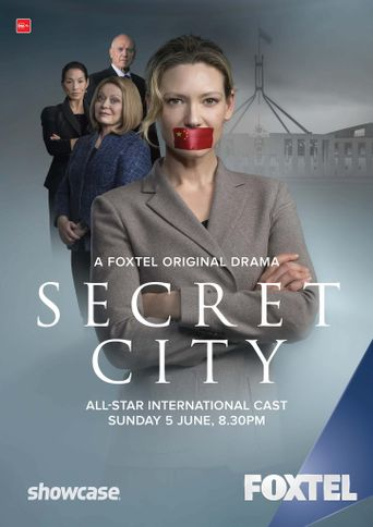 Watch Secret City