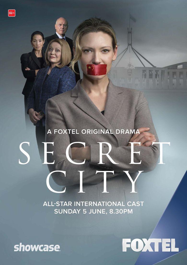 Watch Secret City
