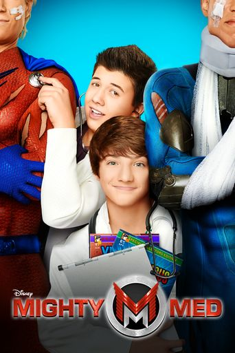 Mighty Med Poster