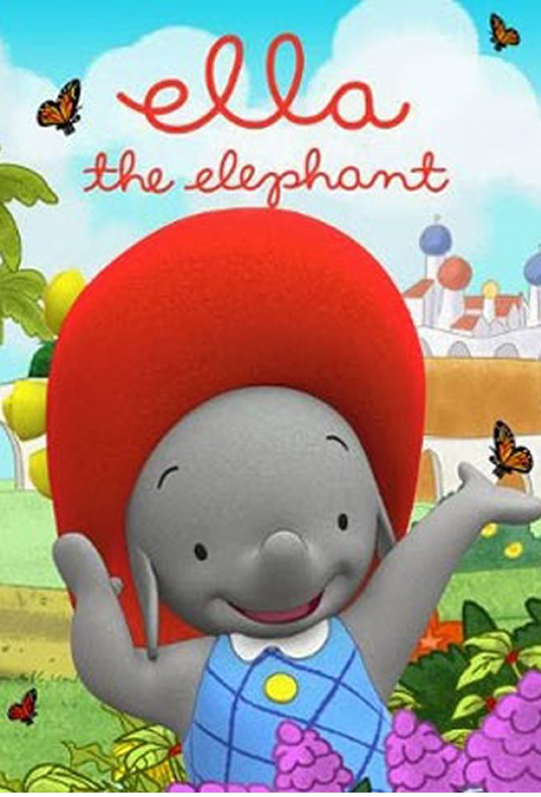 Ella the Elephant Poster