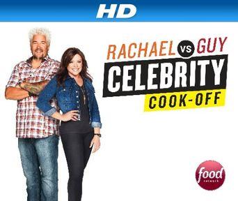 Rachael vs. Guy: Celebrity Cook-Off Poster