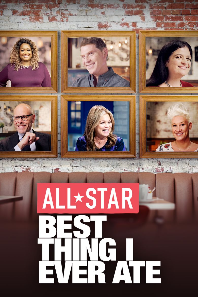 All-Star Best Thing I Ever Ate Poster