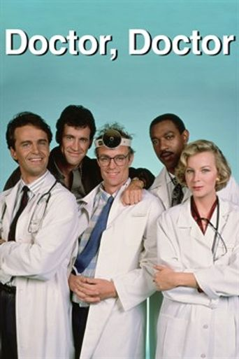 Doctor Doctor Poster