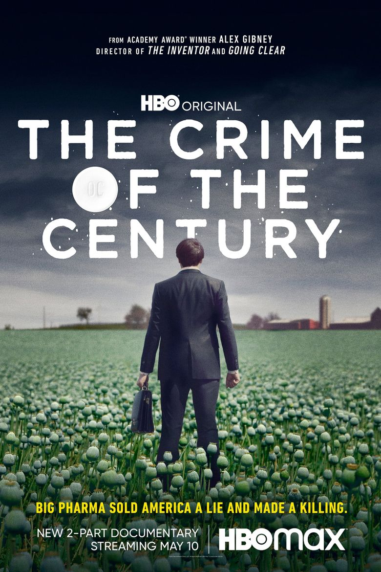 The Crime of the Century Poster
