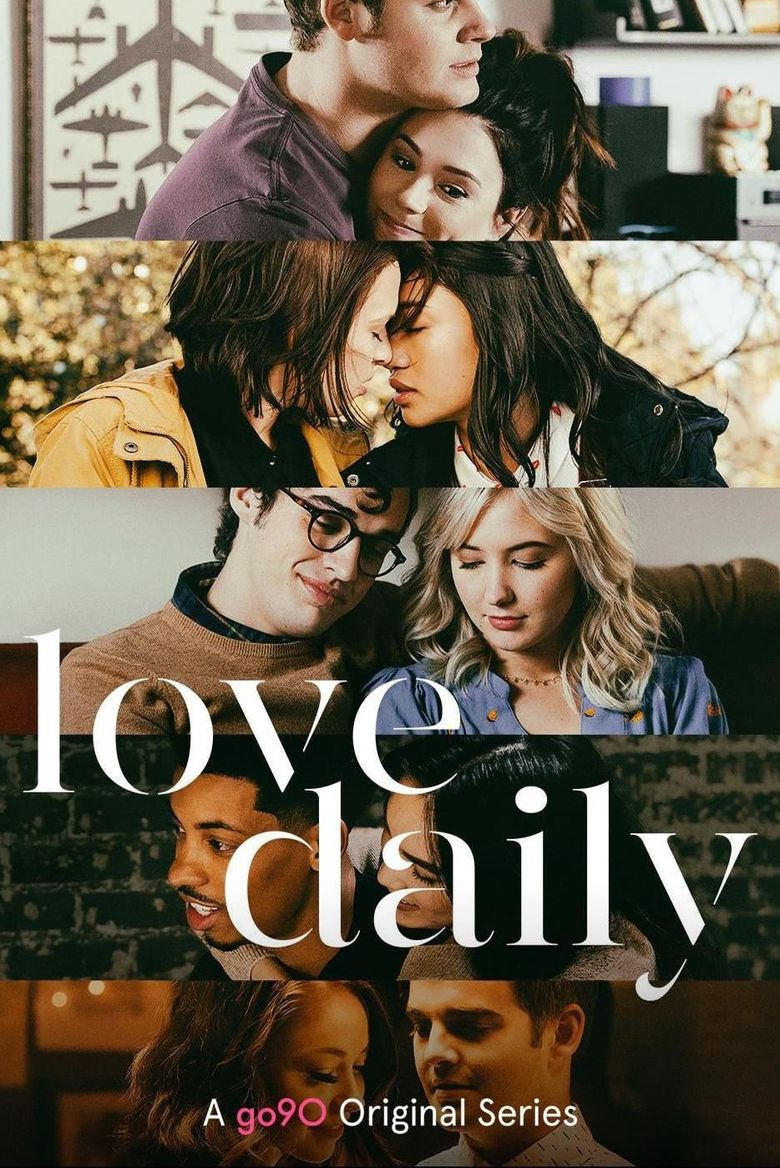 Love Daily Poster