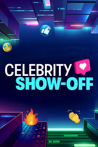 Celebrity Show-Off Poster