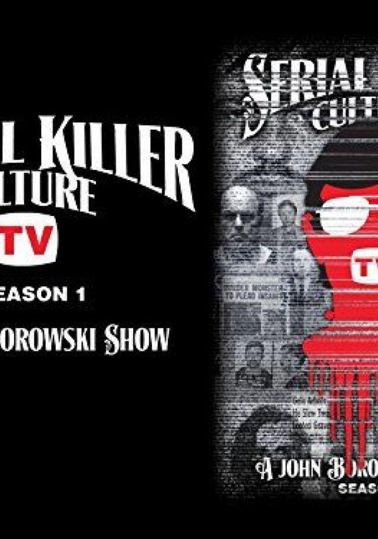 Serial Killer Culture TV Poster